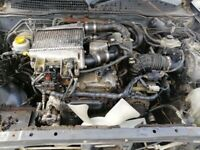 ZD30 ENGINE from 2004 3.0l Nissan Terrano MK2 TD
