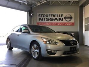 Nissan Altima 2.5 sl tech leather and navigation 2013