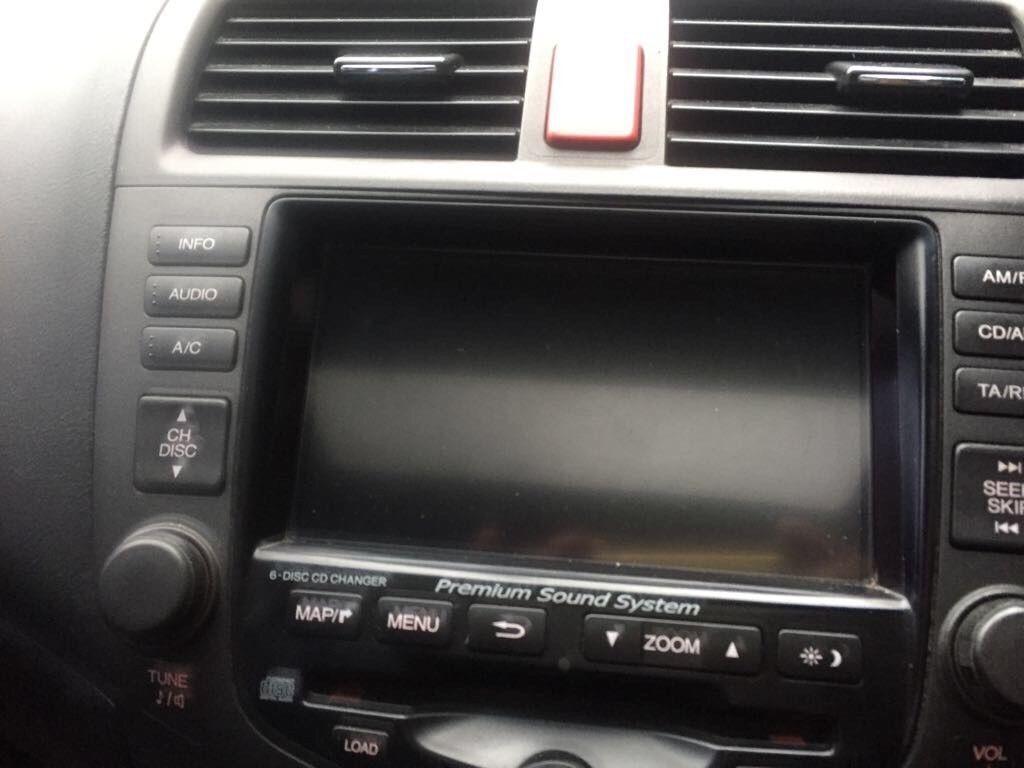 HONA ACCORD V TEC SE AUTO NEW SHAPE AUTOMATIC DOOR - Auto hona