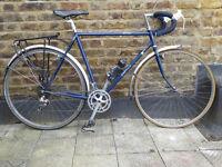 Dawes Galaxy. Classic touring bike. Reynolds 531 ST Frame and Forks