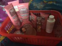 Soap and glory plus other bits