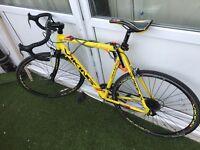Good condition Viking XRR bike coming with helmet, bike iPhone case waterproof and pump