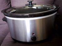 Slow cooker 5.5litre size