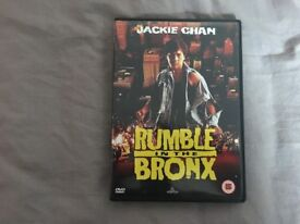 RUMBLE IN THE BRONX (DVD) - Jackie Chan