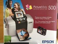 Epson Picture Mate 500