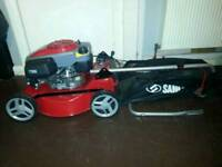 New SANLI LS4240 PETROL LAWNMOVER