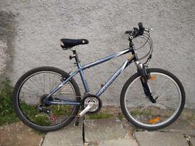 Giant Comfort MTB bike size S