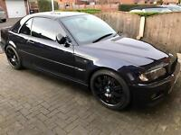 E46 bmw m3 carbon black hardtop fits other models 330 325 320