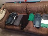 Boys clothes age 10-12