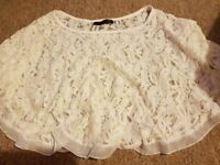 over the top garment top L