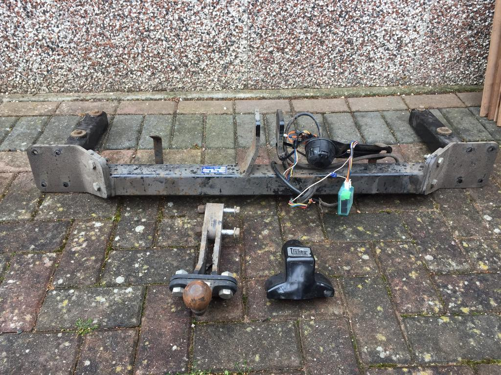 Vauxhall Astra Van Estate Tow Bar In Portsmouth Hampshire Gumtree Fuse Box
