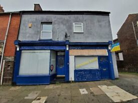 **AVAILABLE **COMMERCIAL PROPERTY OFFICE SPACE **47-49 UTTOXETER ROAD** BILLS INCLUDED**