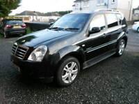 2011 SSANGYONG REXTON 270 EX AUTO