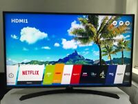 LG 49 Inch Smart 4K Ultra HD HDR LED TV, Wifi, Google Assistant WebOS Latest model Great condition