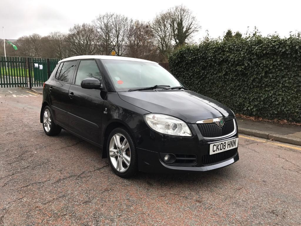 2008 skoda fabia sport 1 2 htp petrol possible swap in pontnewydd torfaen gumtree. Black Bedroom Furniture Sets. Home Design Ideas