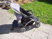 VESTA URBAN DETOUR PUSHCHAIR&MY CHILD STROLLER BOARD