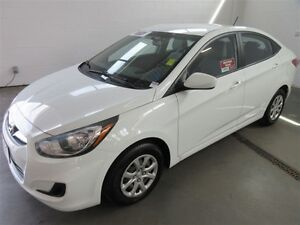2013 Hyundai Accent GL! ONLY 48K! HEATED! TRADE-IN! SAVE!