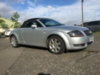 Audi TT 1.8 for sale or swap