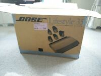 BOSE Lifestyle 35 Home Theatre System - FULL SYSTEM - Boxed