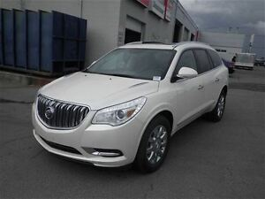 2013 Buick Enclave Premium  Leather  Heated/ AC Seats