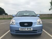 KIA Picanto 1.0 GS 5dr£2,395 p/x welcome Cheap to tax and maintain 2007 (07 reg), 41,000 miles
