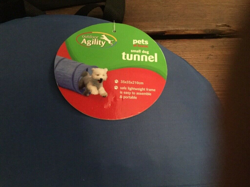 Brand New Pets At Home Small Dog Agility Tunnel In Leicester Leicestershire Gumtree