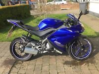 Yamaha yzf r125 2013 *Cheap*