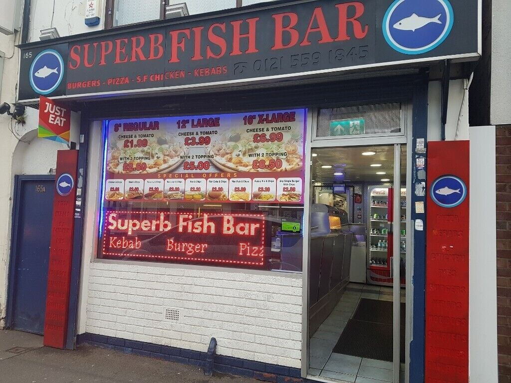 Pizza And Fish And Chip Shop For Sale With Full Equipment In Sandwell West Midlands Gumtree
