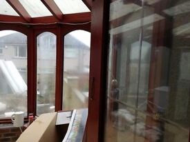 Used UPVC Conservatory In Good Condition