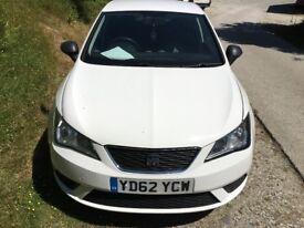 2012 SEAT Ibiza S AC 1.2