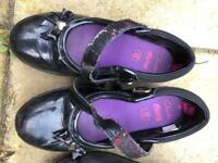 Girl school shoes size 11 1/2 and 10 1/2