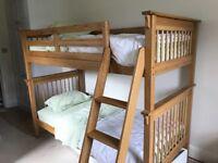 Aspace Aldeburg Bunk Bed in Great Condition