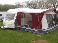 Avondale Dart 556/6 - 6 Berth Caravan