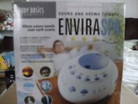 ENVIRA SPA SOUND & AROMATHERAPY (Brand New & Boxed)
