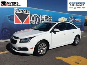 2016 Chevrolet Cruze LT MODEL W/SUNROOF / BACK UP CAMERA