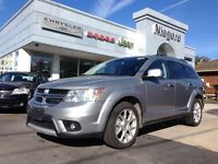2015 Dodge Journey R/T,LEATHER,ALL WHEEL DRIVE,HEATED SEATS,REMO