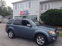 2011 Ford Escape LIMITED LEATHER PWR ROOF