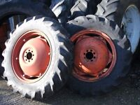 tractor wheels mf ford international dexta