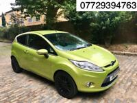2011 Ford Fiesta 1.4 TDCi DPF Titanium 3dr # 1 YEARS MOT # Cheap Insurerence # £20 Road TAX #