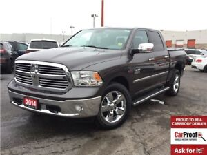 2014 Ram 1500 SLT**BIG HORN**SUNROOF**BACK UP CAM**BLUETOOTH**