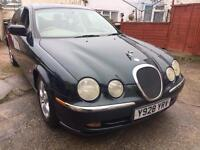 2001 Jaguar s type 4.0 v8 auto