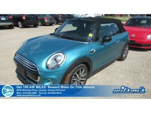 2016 MINI Cooper Convertible CONVERTIBLE | HEATED SEATS | LEATHE