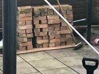 FREE house bricks 80 must collect these are gone now