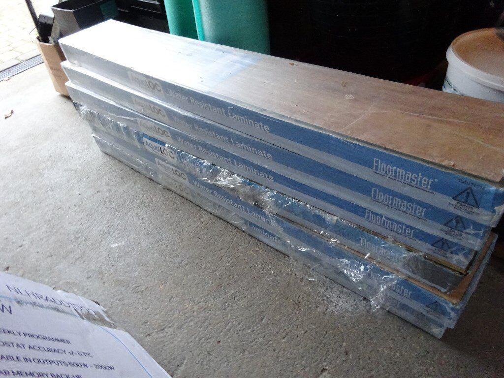 Aqualoc Laminate Flooring Driftwood Oak