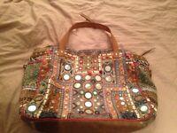 "Beautiful ""Accessorise"" hand bag big size"
