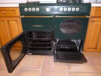 Creda colonial double oven
