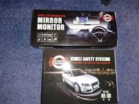 Brand new Navi Mirror camera 5in 1- for cars and vans.