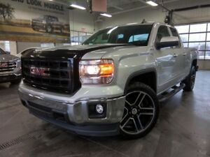 2015 GMC SIERRA 1500 4WD DOUBLE CAB 4X4 EDITION CARBONE / PNEUS