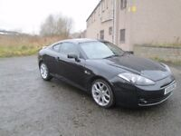 2009 HYUNDAI COUPE S111 *** ONLY 82000 MILES *** FULL SERVICE HISTORY ***