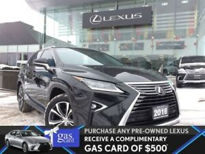 2016 Lexus RX 350 Luxury Pkg AWD Navigation Backup Cam Sunroof